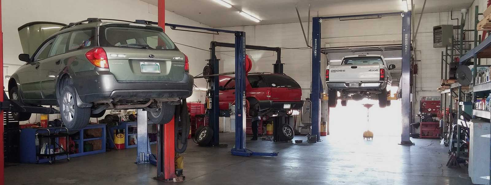 Simpson Brothers Garage - Fleet repair in Grand Junction